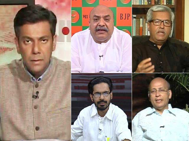 Video : No Political Say in Judges' Appointment: 'People's Will' Struck Down?
