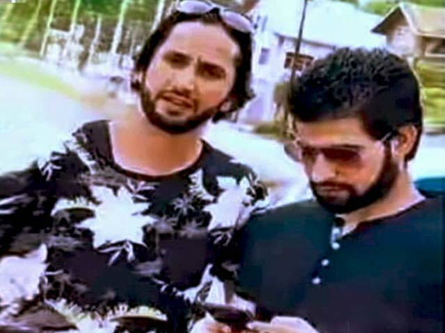 Video : Selfies, WhatsApp and Facebook: What Kashmir's Terrorists Use Today