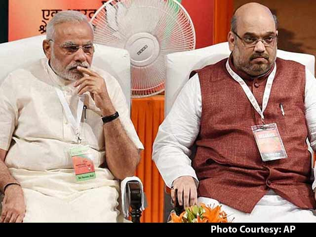 Video : PM Modi Upset With Beef Comments, Amit Shah Pulls up Leaders: Sources