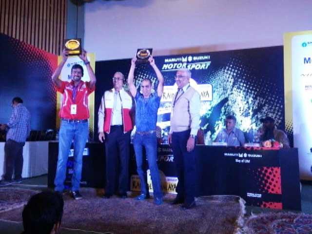 Video : हिमालय कार रैली में राज सिंह राठौर बने विजेता, NDTV के प्रताप ने कार कैटेगरी में खिताब जीता