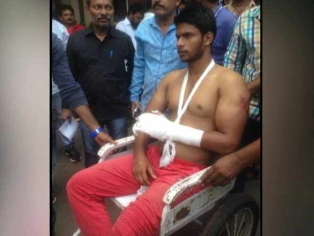 Video : Accused of IS Links, Two Teenagers Allegedly Beaten-Up by Mumbai Police