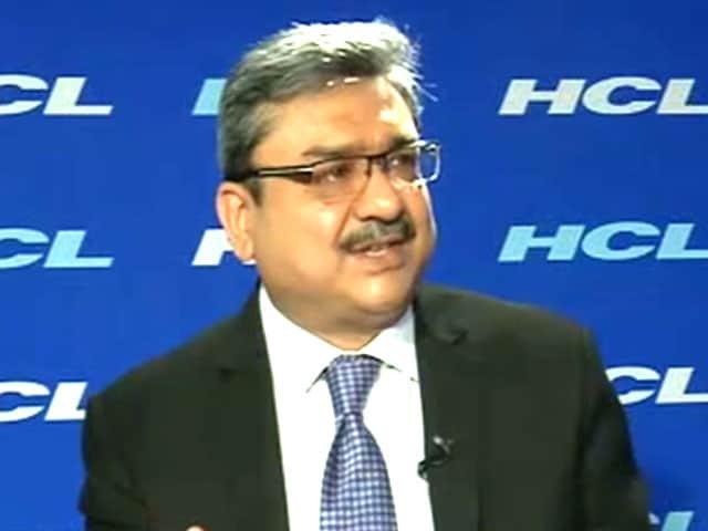 Video : HCL Tech Management Explains Q1 Results