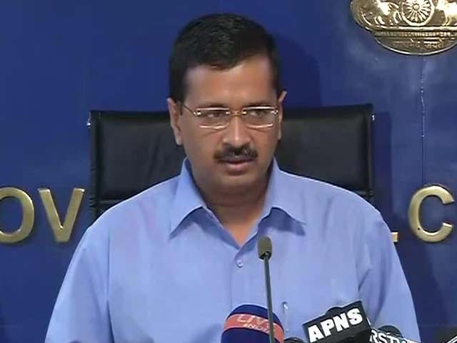 Video : Kejriwal Plans For Safe Delhi, Says Try 15-Year-Old Criminals as Adults