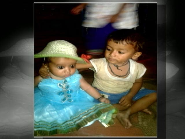 Video : 2 Children Burnt Alive After House is Set on Fire Near Delhi