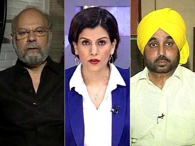Video : Punjab Tension, Central Forces Step In: Biggest Crisis for Badal Government?