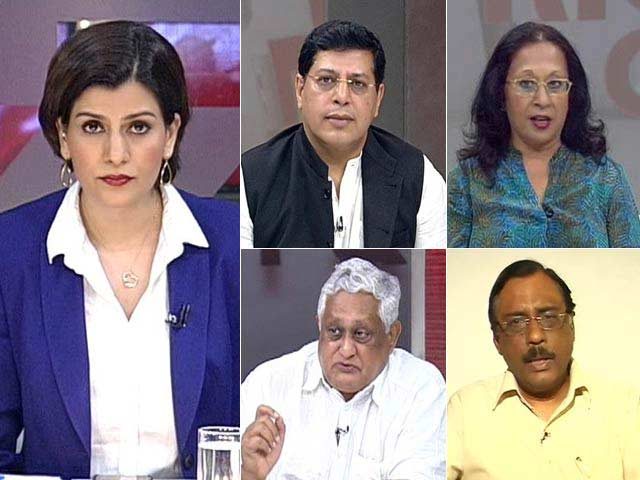 Video : President Speaks to NDTV on His Message of Tolerance: Will Politics of Hate Stop?