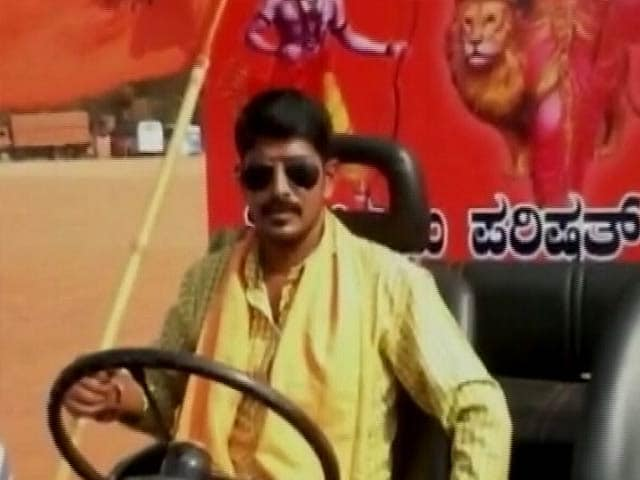 Video : 8 Arrested in Bajrang Dal Activist's Murder in Karnataka
