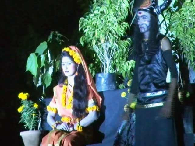 Videos : खबरों की खबर : सबके राम सबकी लीला