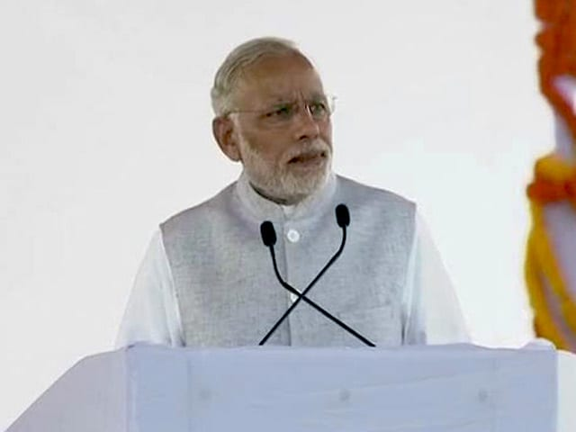 Video : Be it Andhra Pradesh or Telangana, The Soul is Telugu: PM Modi