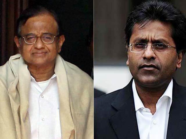 Video : India Sought Lalit Modi's Deportation in 2013, P Chidambaram's Letter Shows