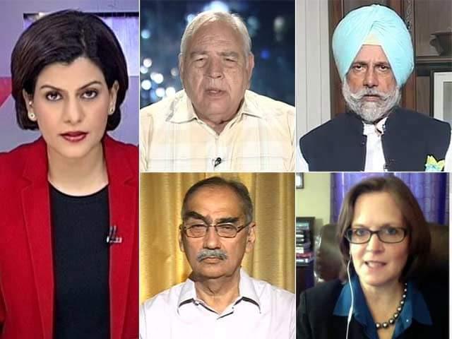 Video : Nawaz Meets Obama, Rakes Up Kashmir: Pakistan's Attempts Futile?