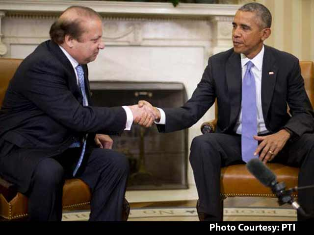 Video : Nawaz Sharif Assures Action Against Lashkar-e-Taiba After Meeting With Barack Obama