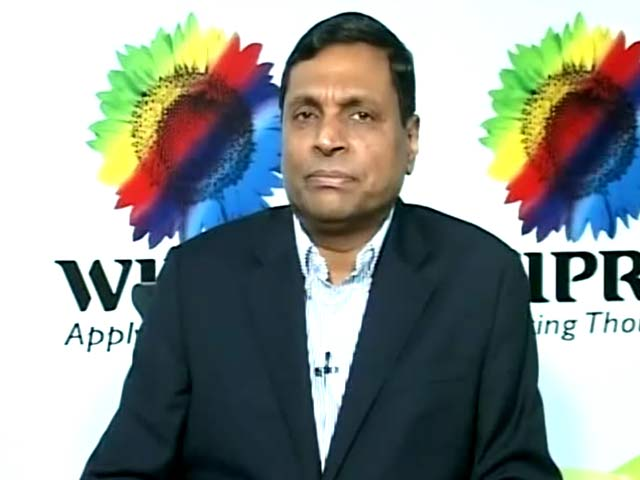 Video : Wipro's Management on Q3 Guidance