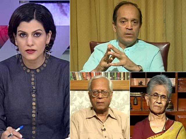 Video : Sahitya Akademi Condemns Murders, Should Writers Take Back Awards?