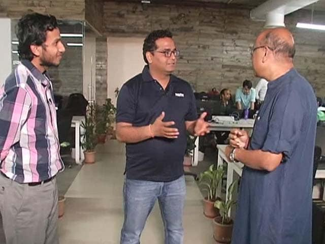 Video : Walk The Talk With Founders of Paytm and OYO Rooms
