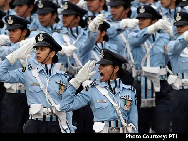 Video : Women Can Now Train As Frontline Indian Air Force Fighter Pilots