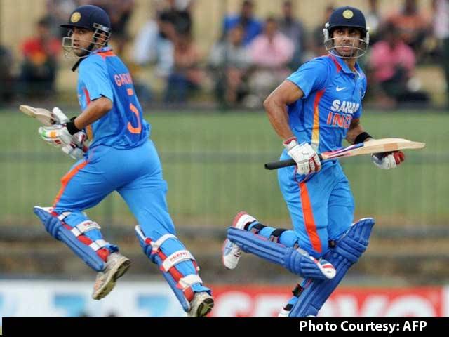 Videos : रणजी मैच के दौरान गौतम गंभीर और मनोज तिवारी के बीच तीखी झड़प
