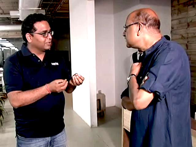 Videos : मगरमच्छ की खाल ओढ़कर बिजनेस करना पड़ता है : विजय शेखर शर्मा