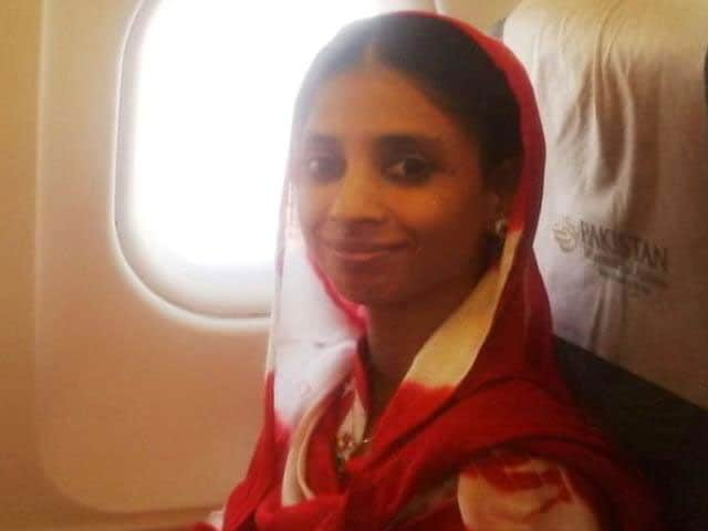Video : Geeta, Stuck in Pakistan for Over 10 Years, to Return Home Today