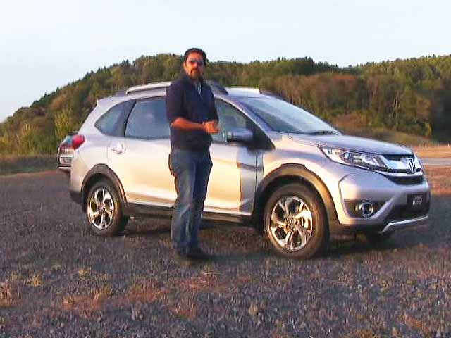 Video : First Look: Honda BR-V Compact SUV
