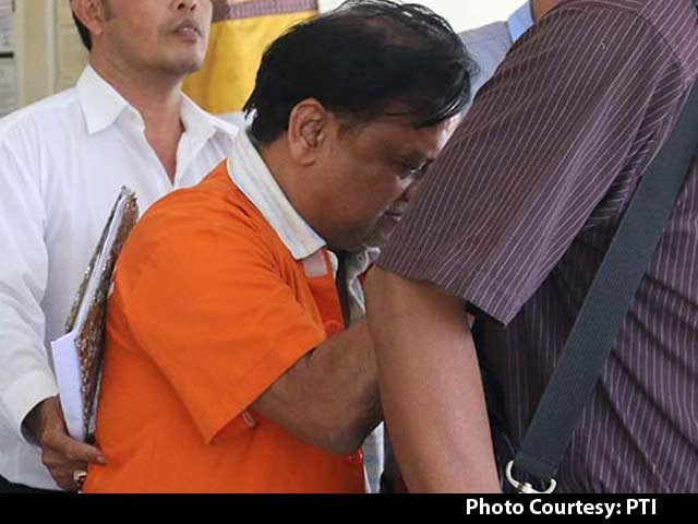 Video : Chhota Rajan Alleges Threat to Life in Bali, Seeks Consular Access