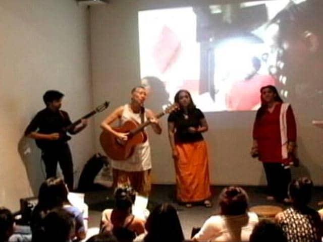 Video : An Indo-African Art Affair