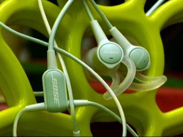 Video : Market Watch: The New Bose Headphones