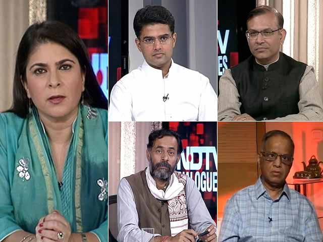 Video : The NDTV Dialogues: Can India Defeat Poverty?