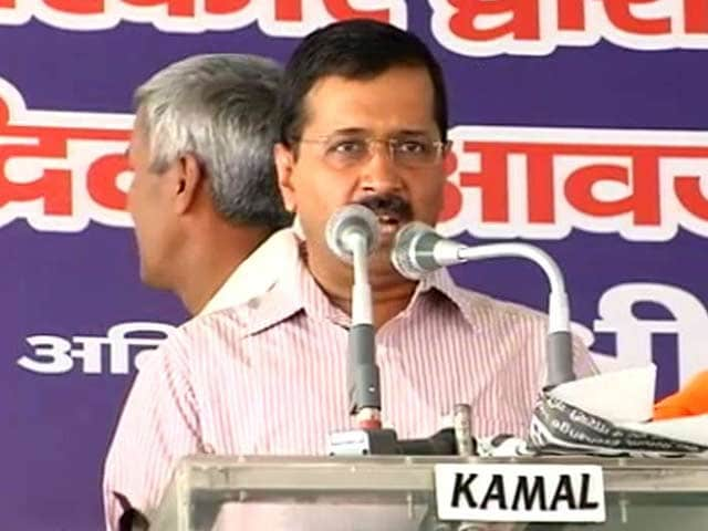 Video : On 1984 Riots Anniversary, Arvind Kejriwal Takes Aim at BJP