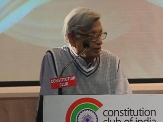 Video : Intellectuals Slam Government's 'Manufactured Rebellion' Tag