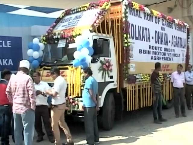 Video : Soon, a Long Drive From Kolkata to Bangkok May Be Possible