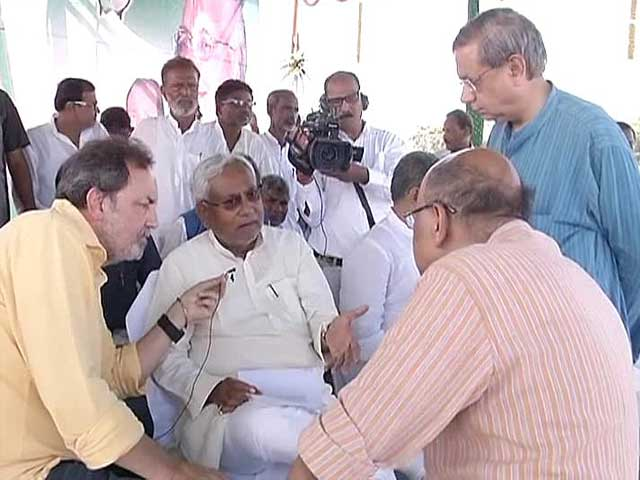 Video : Battle for Bihar: Will Nitish Play Kingmaker?