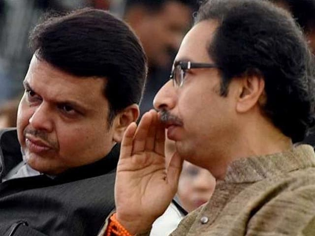 Video : Shiv Sena Wins Prestige Battle Against BJP in Civic Polls