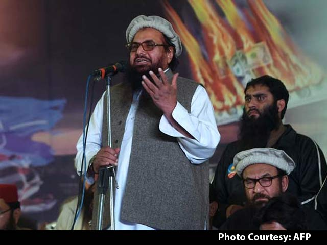 Video : In Media Ban Order, Pak Admits Hafiz Saeed's Outfit is Lashkar Wing