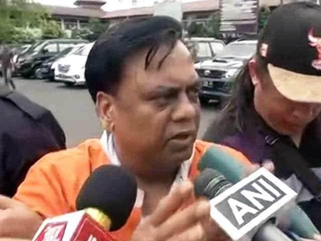 Videos : मुंबई पुलिस के कुछ लोग दाऊद से मिले हैं : छोटा राजन का दावा