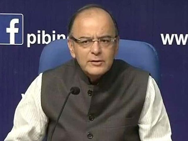 Video : 'Where is Intolerance? India Will Never be Intolerant': Arun Jaitley