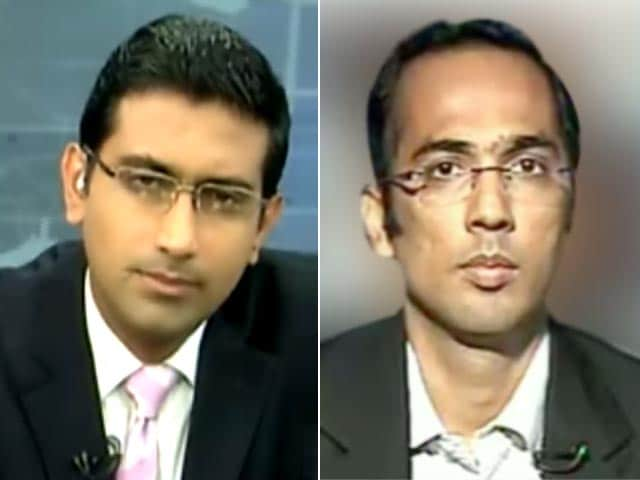 Video : See Further Upside in Tata Motors: Prayesh Jain