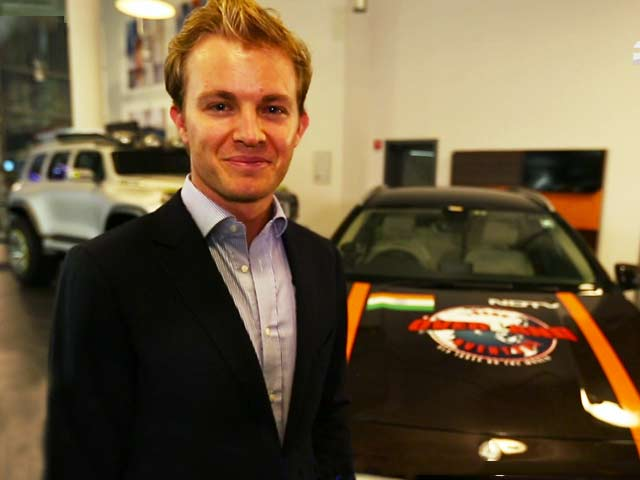 Video : Meet Lewis Hamilton and Nico Rosberg On the Great Overland Adventure