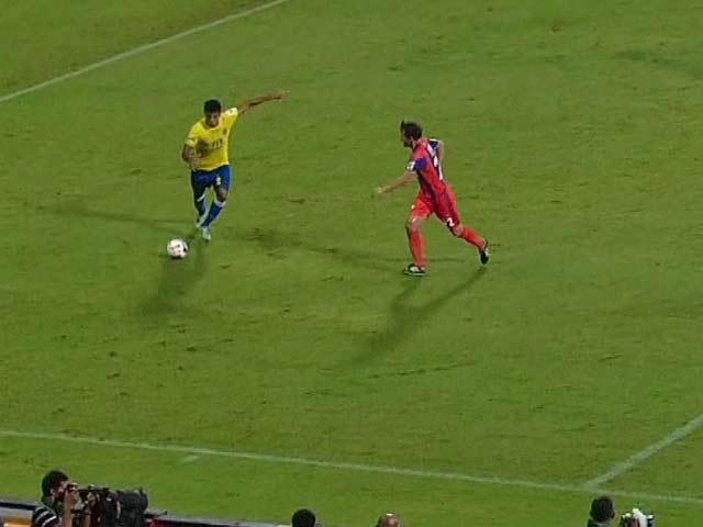 Video : ISL: Kerala Blasters Stun Table-toppers FC Pune City