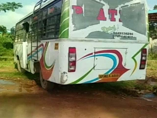 Video : Teen Raped in Moving Minibus Near Bengaluru