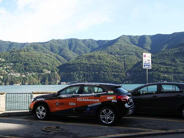 Video : All Things Beautiful! #GLAadventure Visits Lake Como in Italy