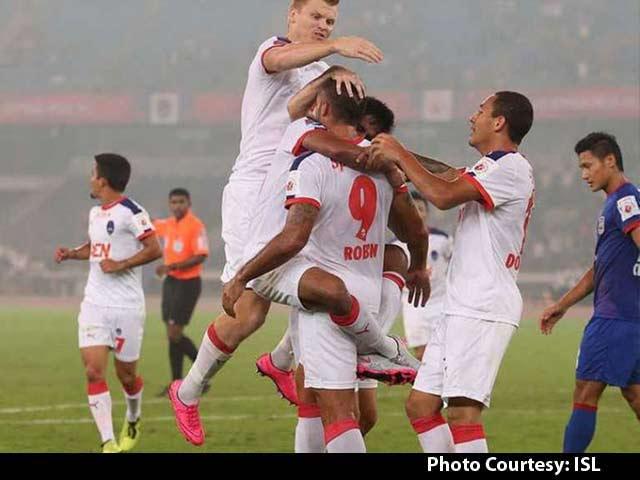 Video : Delhi Dynamos Eke Out a Draw at Home Against Mumbai City FC