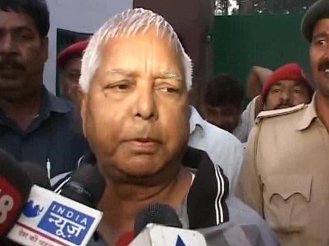 Video : 'Good Morning, We Are Winning,' Says Lalu Yadav