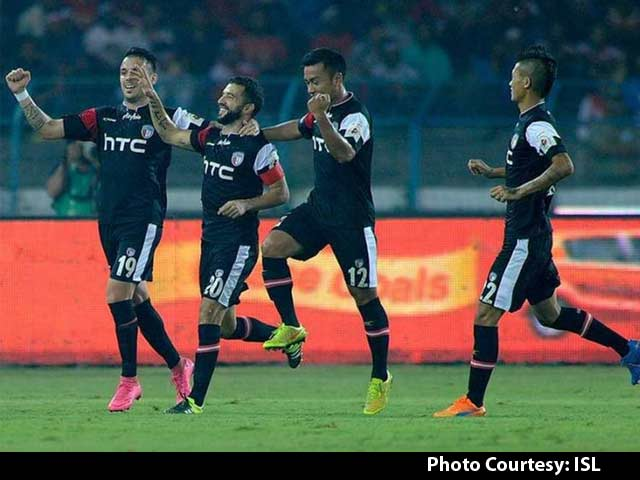 Video : NorthEast United FC Stun Atletico de Kolkata to Move Up