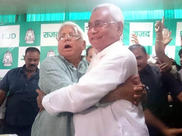 Video : नीतीश कुमार ही होंगे बिहार के अगले सीएम : लालू यादव