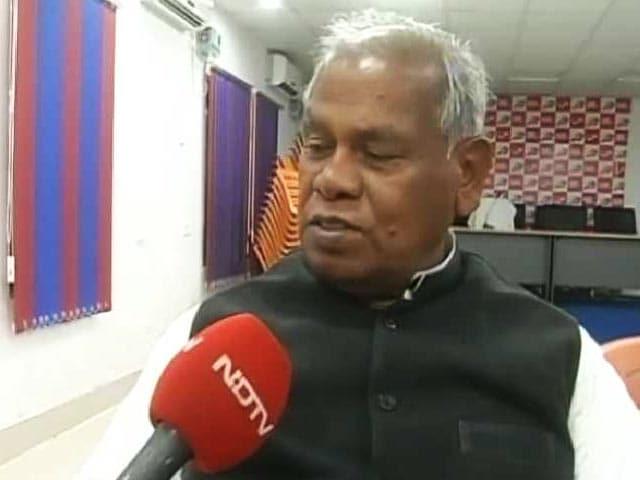 Videos : बीफ का मुद्दा उठाने की क्या जरूरत थी : जीतन राम मांझी