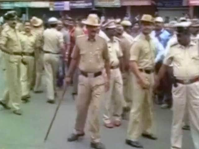 Video : बेंगलुरू : टीपू सुल्तान की जयंती मनाने का विरोध, झड़प में एक शख्स की मौत