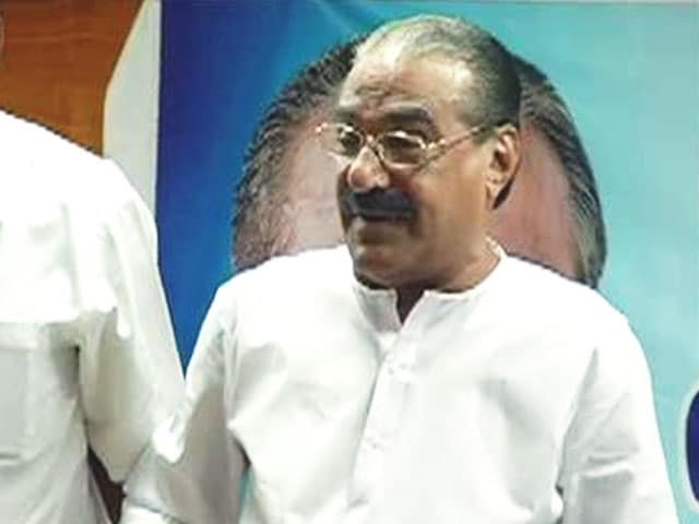 Video : Kerala Finance Minister KM Mani, Accused of Taking Bribe, Resigns