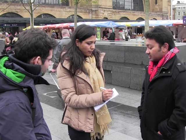 Video : Indians in UK Hope PM Narendra Modi Will get Visa Fees Reduced