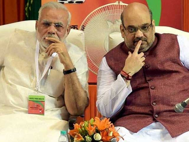 Video : PM Modi, Amit Shah Can't Be Held Responsible For Bihar Result: BJP